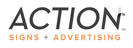 Action Signs and Advertising 863.678.0500 Lake Wales, FL – Custom Signs, Web Design, Marketing Agency, Advertising Specialty Items, Business Cards and more Logo